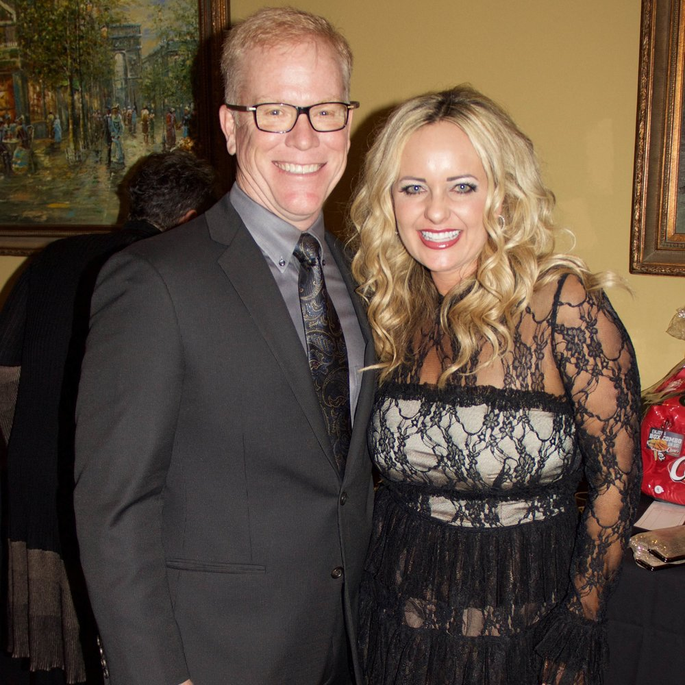 Dr. Shawn and Amberly Stussy