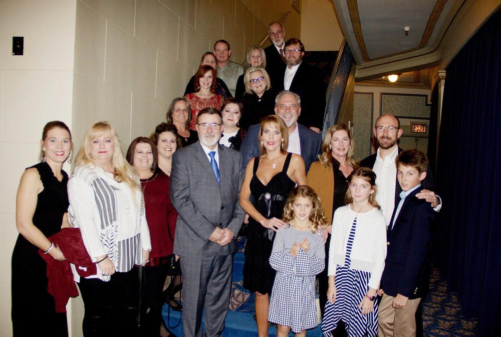 Texarkana Symphony Orchestra Board of Directors WIne & Cheese Party