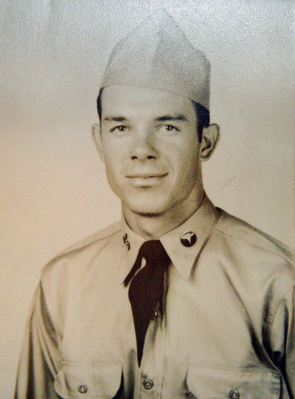 After being drafted into the Korean Conflict, Bobby began working for the JAG office in Japan, reporting court martials.
