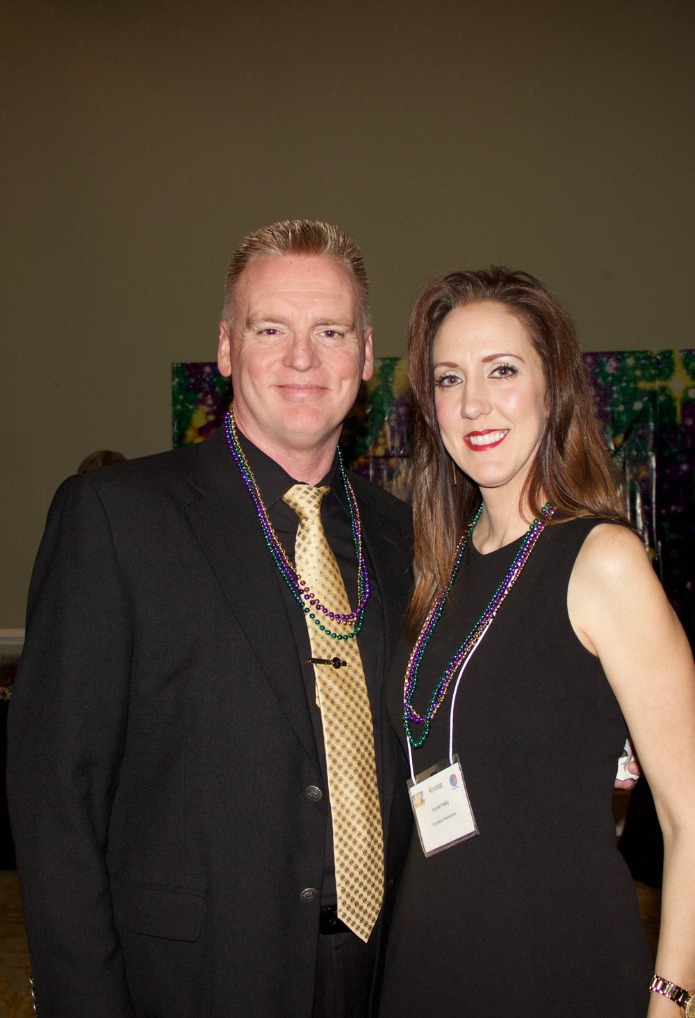 Robert and Alyssa Haley