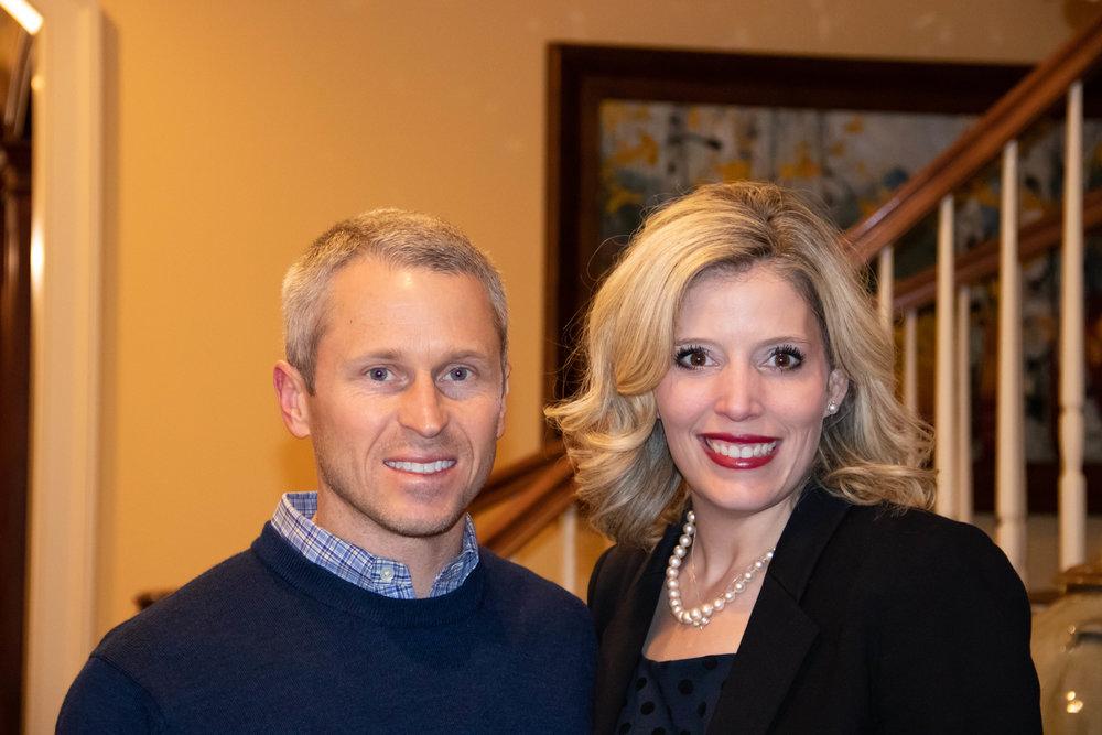 John and Kelley Crisp