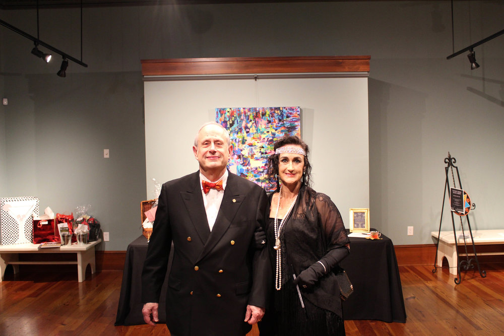 Dr. Cordell Klein and Jane Portis