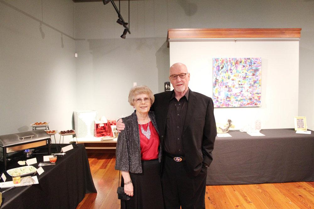 Linda and Joe Strickland