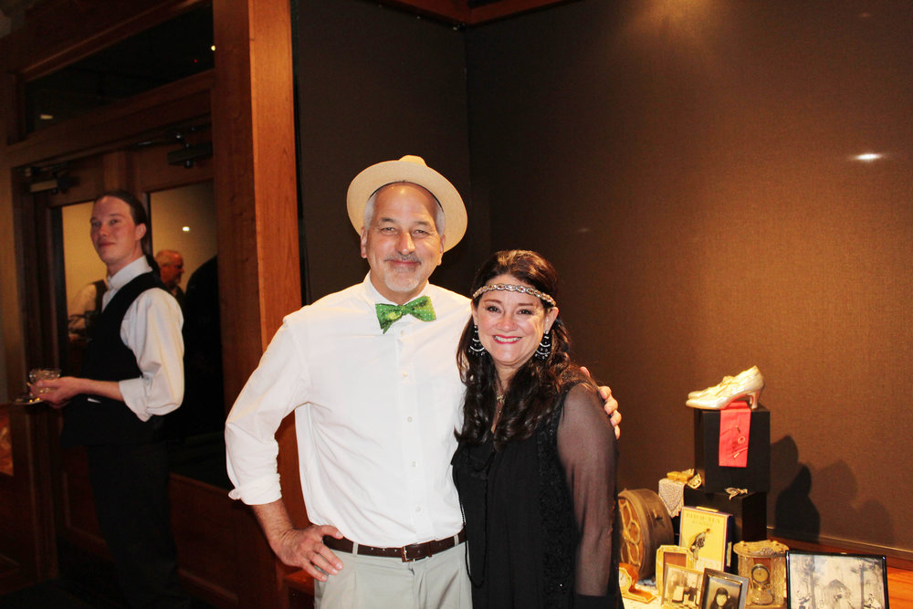 Dr. Del and Leah Doughty