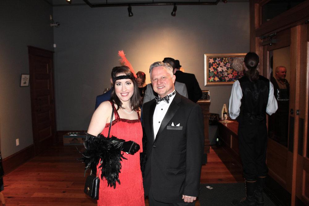 Jennifer Lacefield and David Peavy