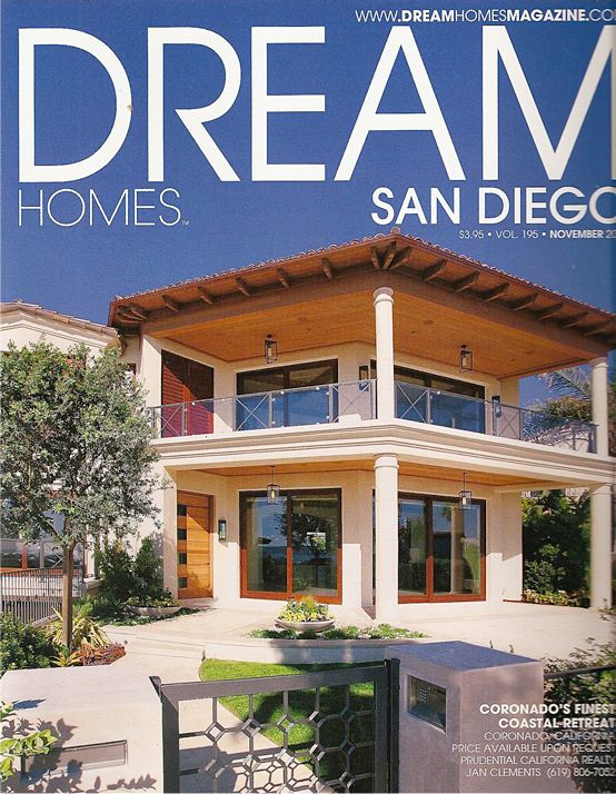 DREAM HOMES - NOV 2008