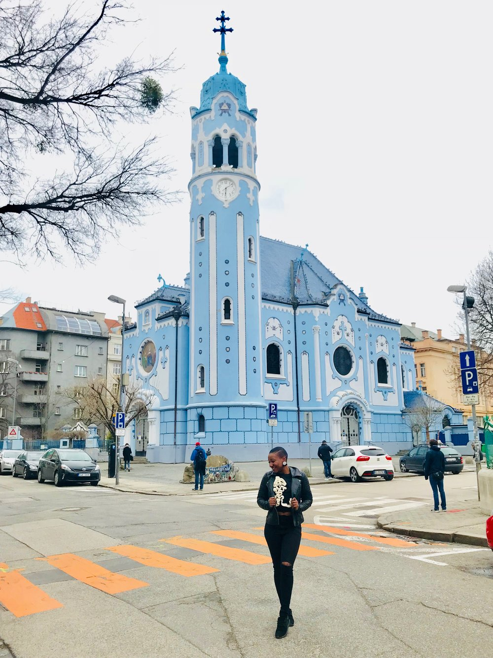 Blue Church  Bratislava | March 2018