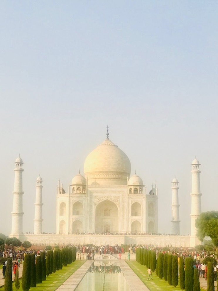 World Wonder #1 - The Taj Mahal, India