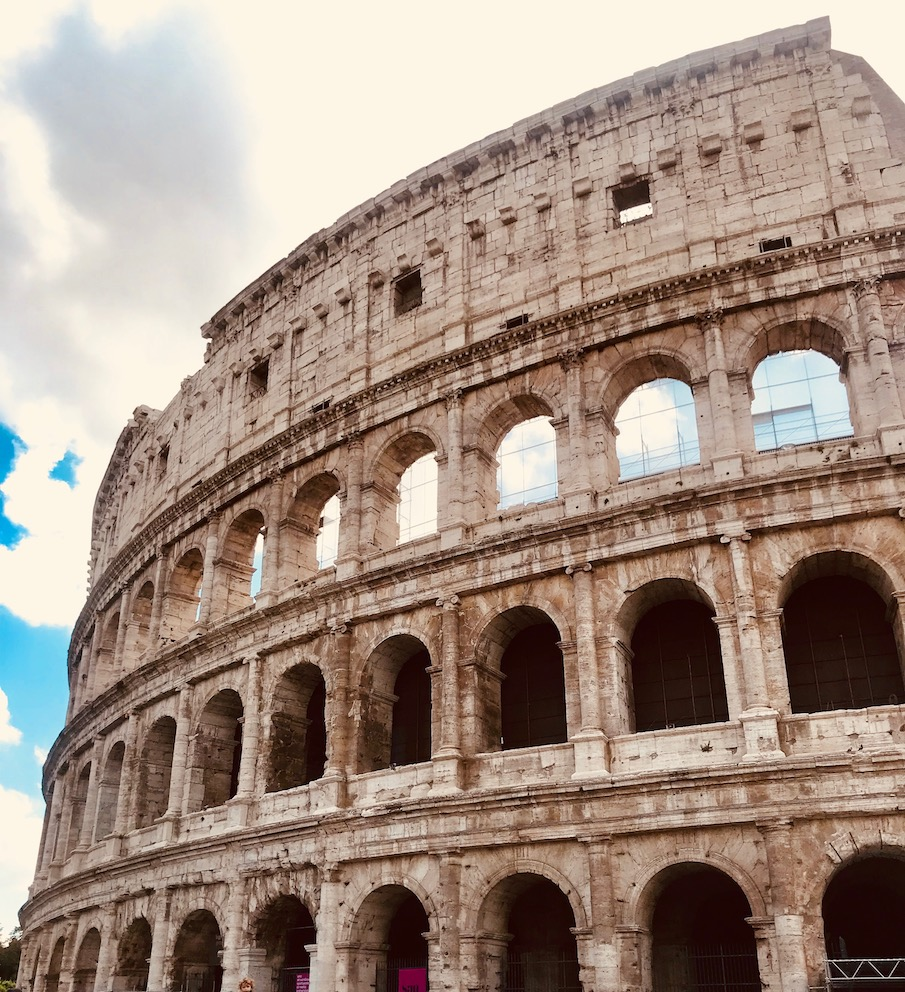 World Wonder #3 - The Colosseum, Italy