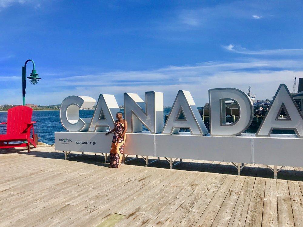 Halifax, Canada   Sept 2018
