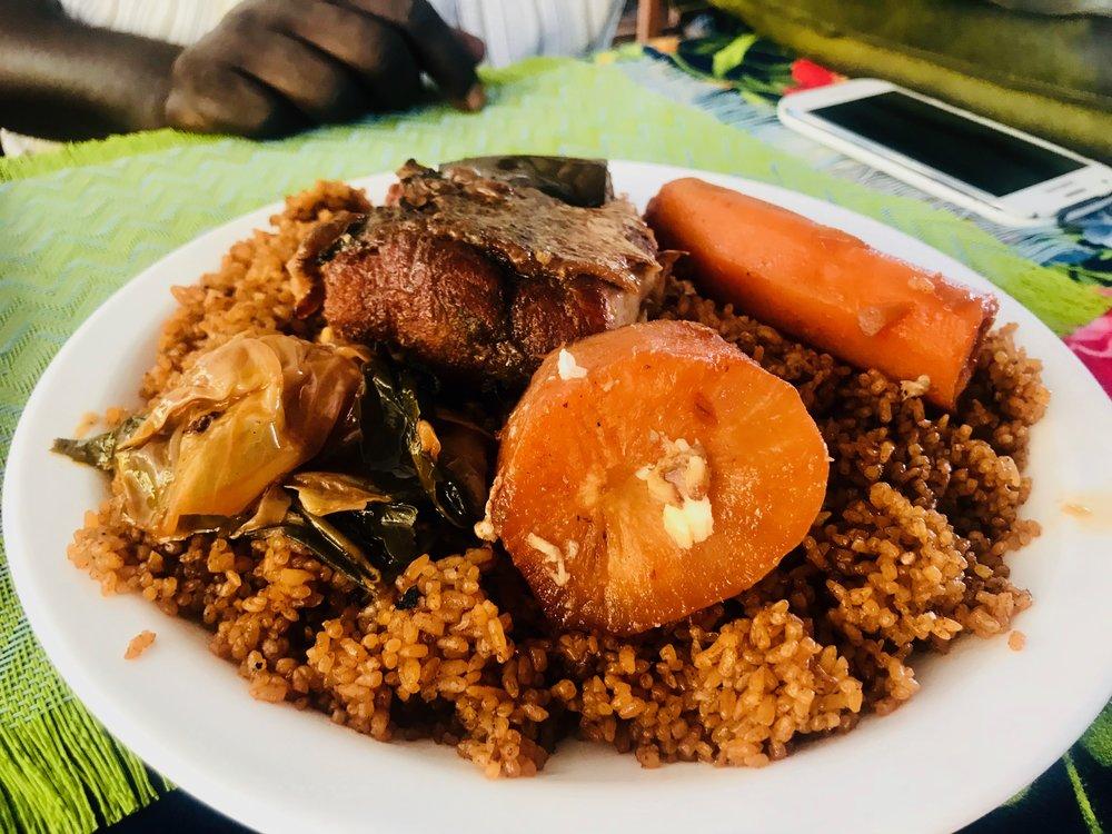Thiebou Dienne  Dakar, Senegal | Sept 2018