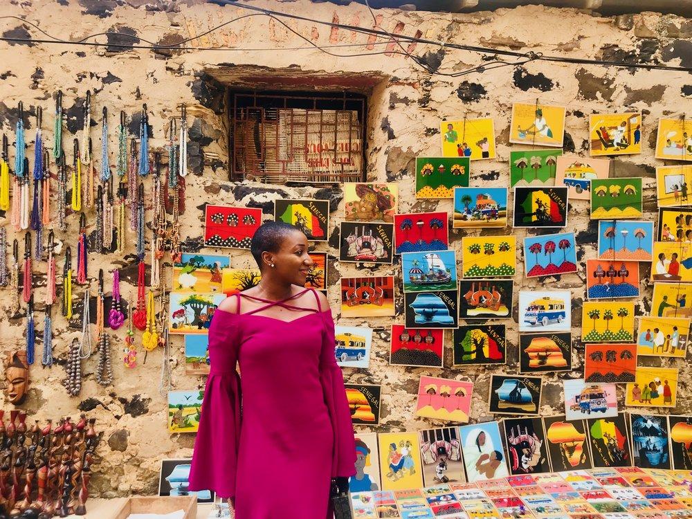 Goree Island  Dakar, Senegal | Sept 2018
