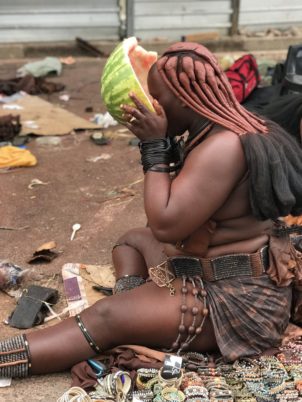 7 FASCINATING FACTS ABOUT THE HIMBA TRIBE OF NAMIBIA -