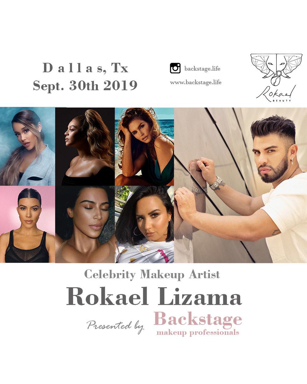 Makeup Professionals — Backstage