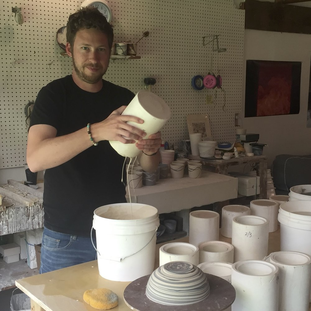 Sean Roberts - Forest Ceramic Co