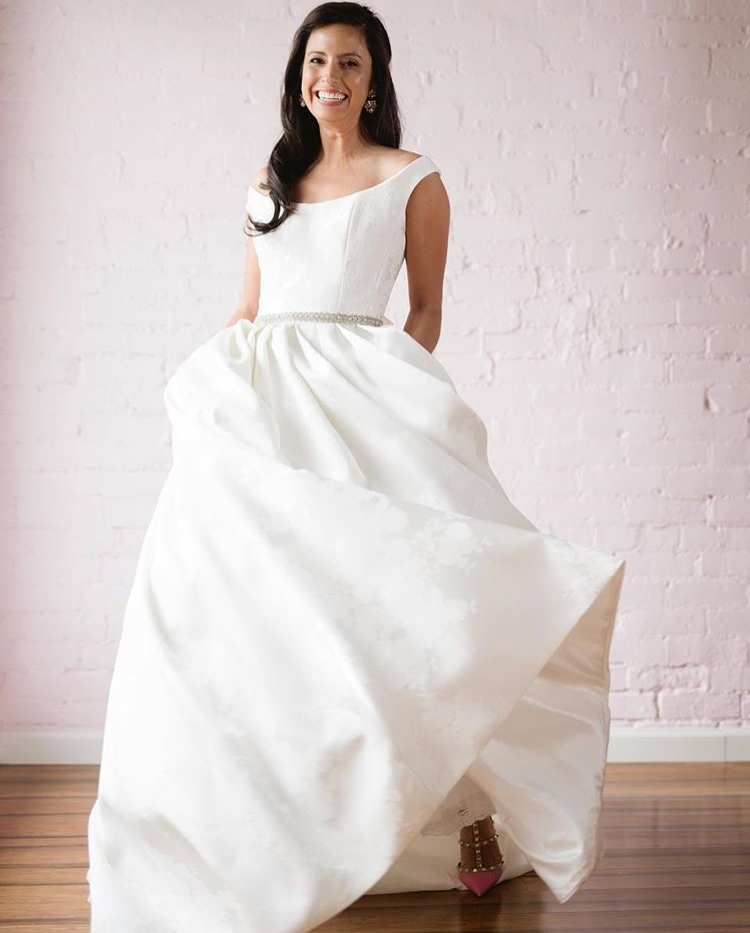 style a crystal bridal sash