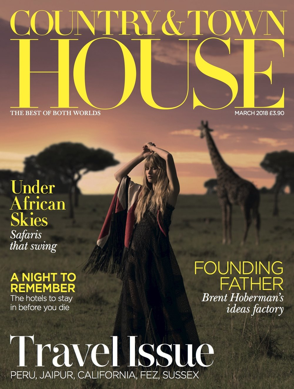 Country & Town House Magazine