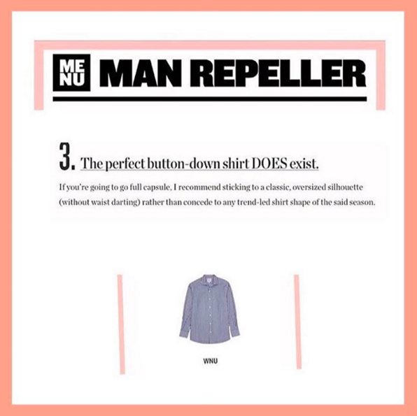 Pandora Sykes for Man Repeller