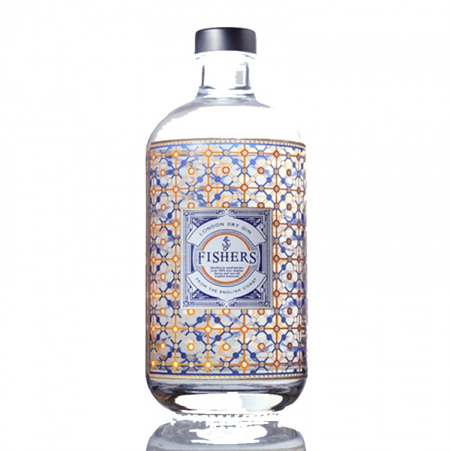 6. Gin, £39.95 by Fishers Gin