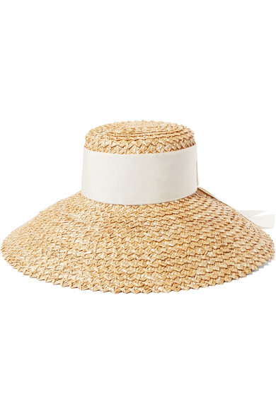 6. Mirabel Straw Hat, £470 by Eugenia Kim at Net-a-Porter