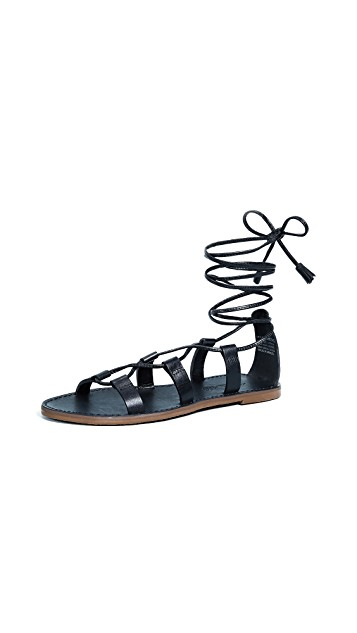 6. Outstock Lace Up Sandal, £43.81 by Madewell