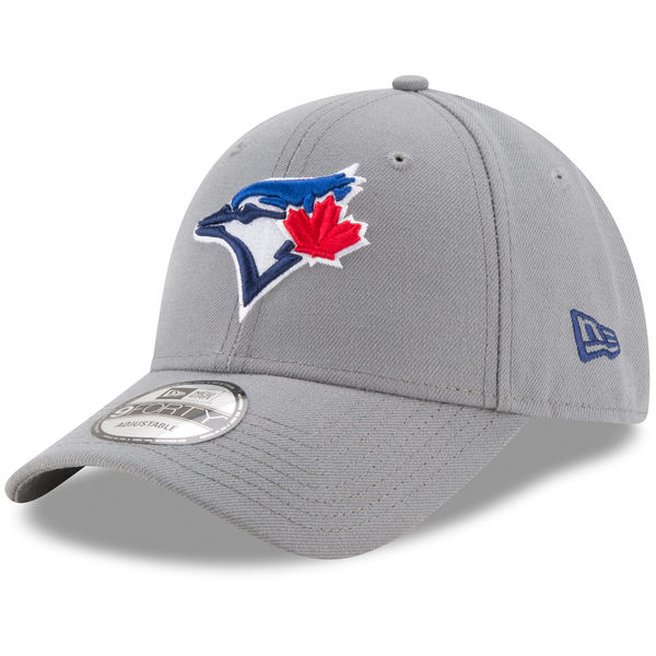 10. Toronto Blue Jays Grey Cap, £15.79