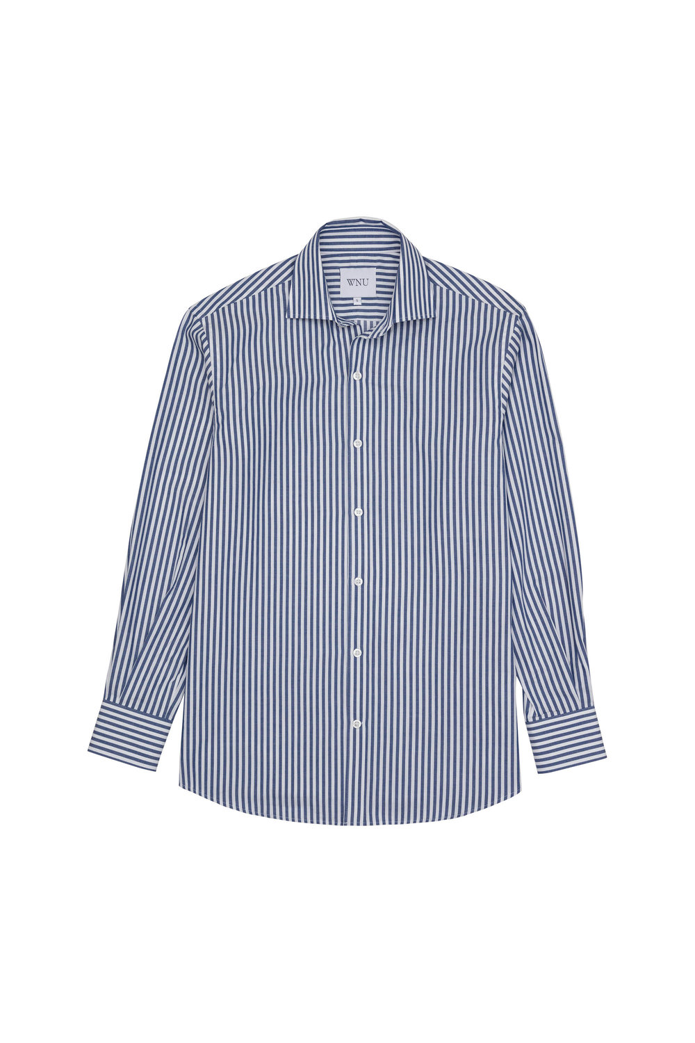 3. Striped With Nothing Underneath shirt, £80