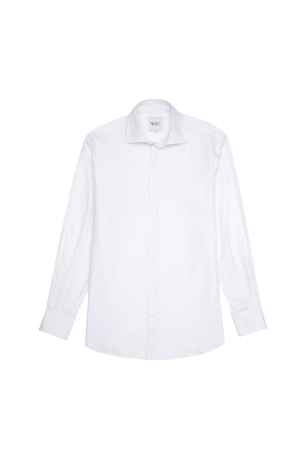 5. White With Nothing Underneath shirt, £80