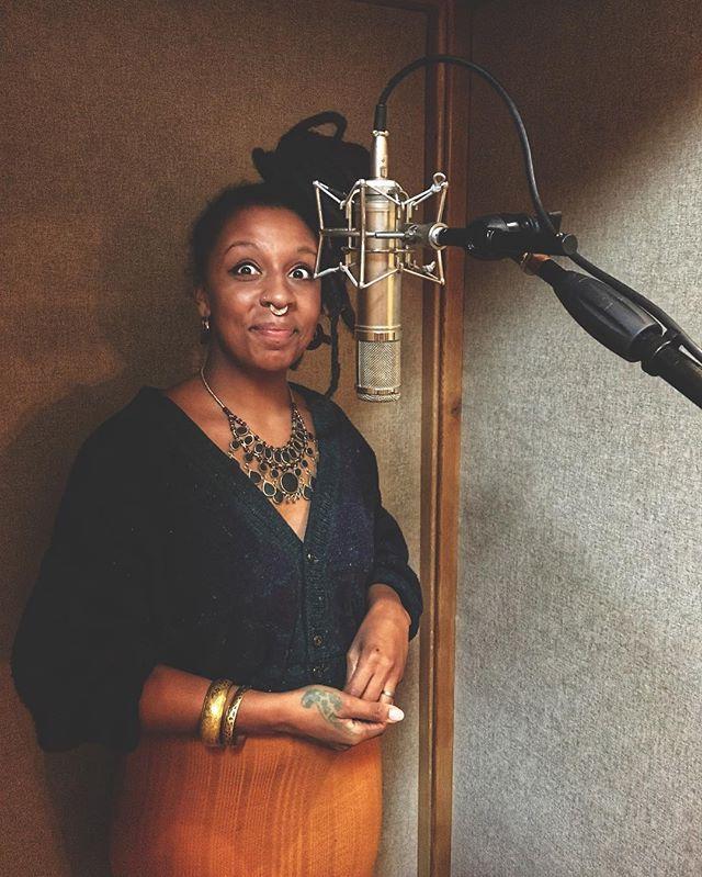Vocal ting!  #singer #recording #studio #music #singer #single #demons