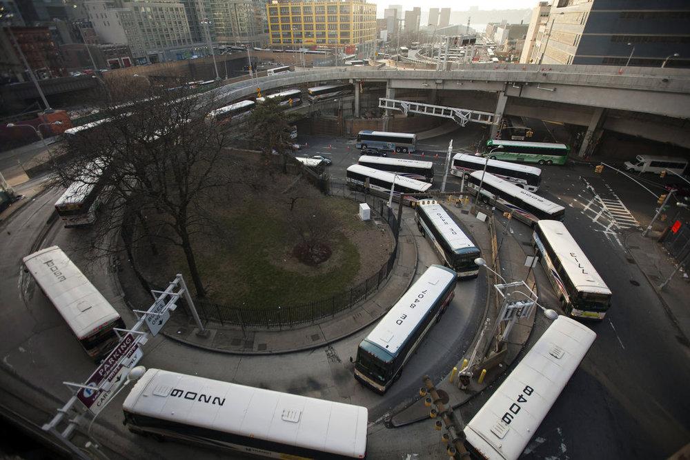 Port Authority Bus Terminal - New York, NY 10036