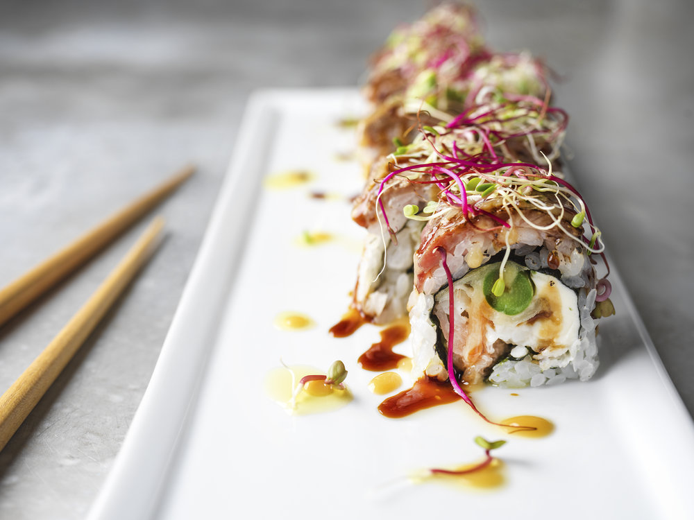 BEST SUSHI TAMPA