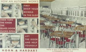 Horn & Hardart Advertisement, c. 1930s