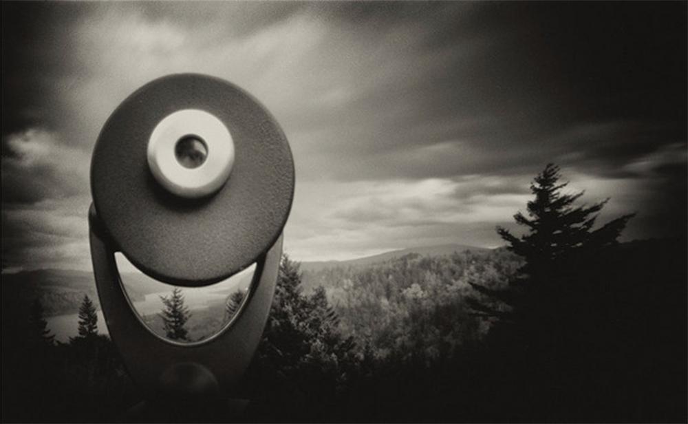 Pinhole Photograph by Darius Kuzmickas