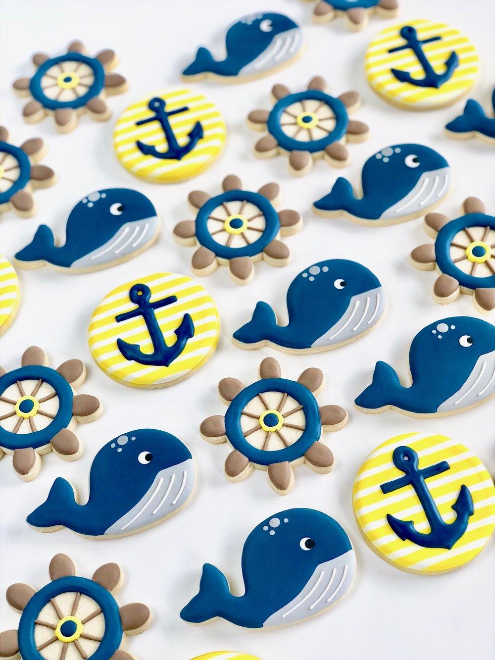 nautical cookies by TheSugarCookieStudio.jpg