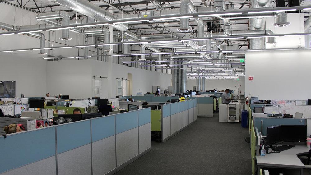 Corporate Office TI's