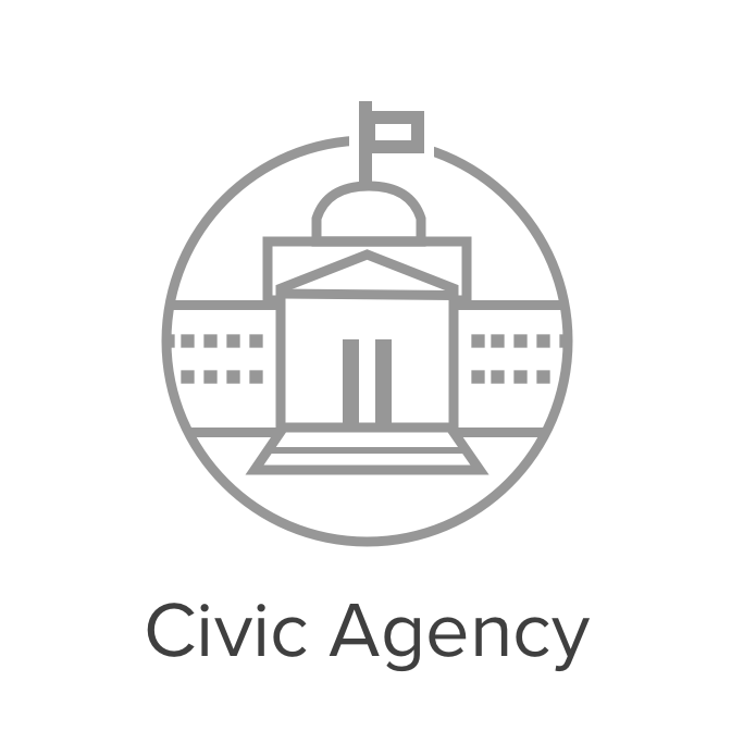 Civic Agency Grey Icon.png