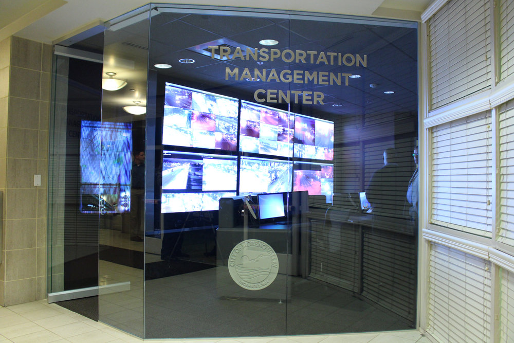 Transportation Management Center