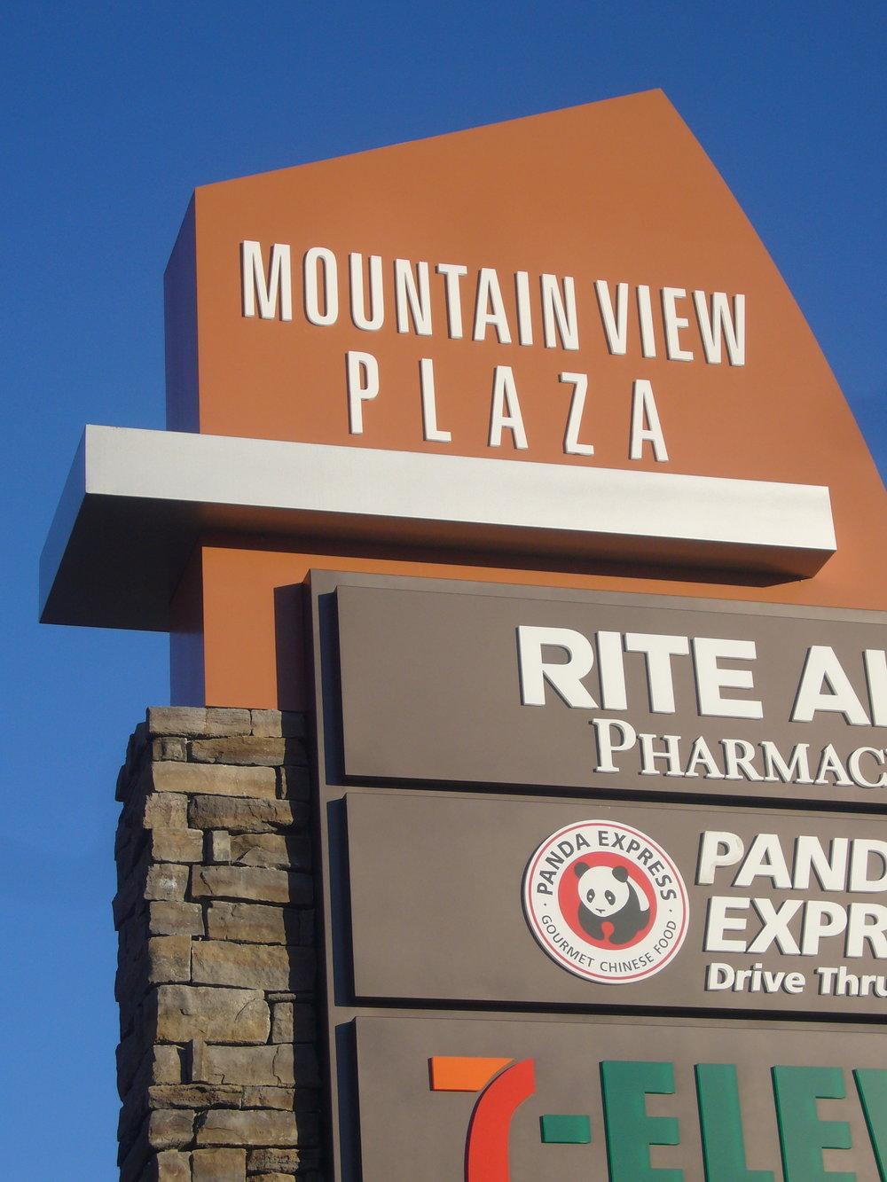 Mountain View Plaza Retail Center