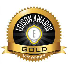 Edison Awards Gold 2017 Winner