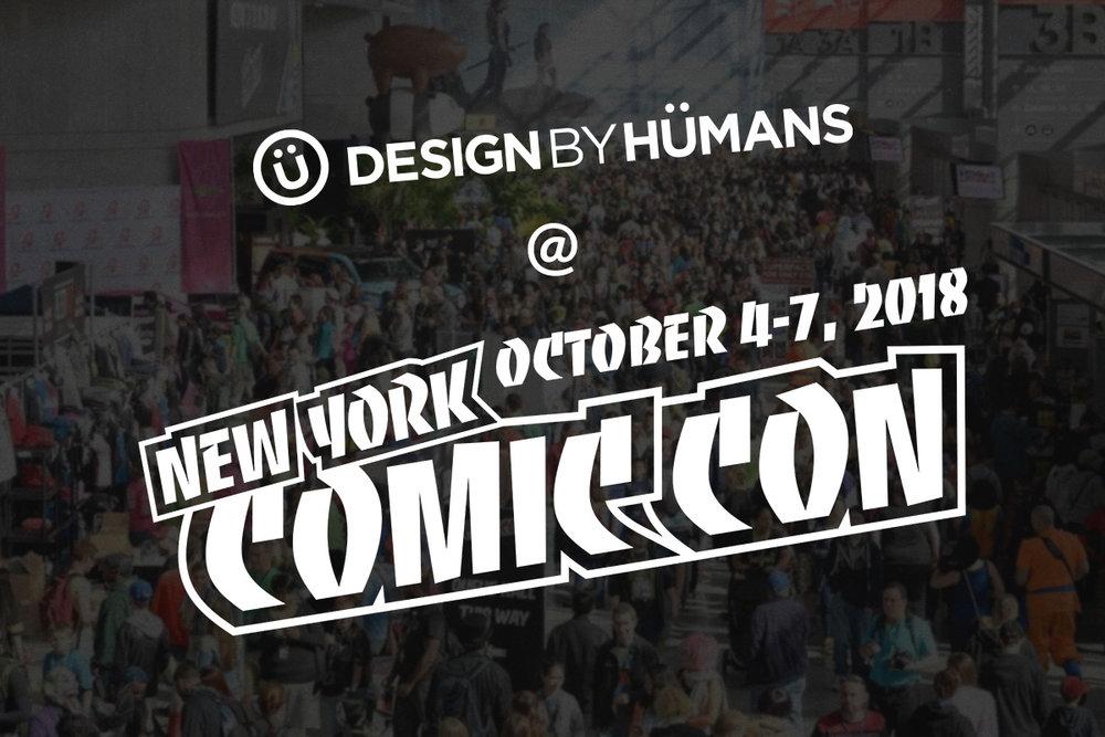 NYCC 2018 DesignByHumans