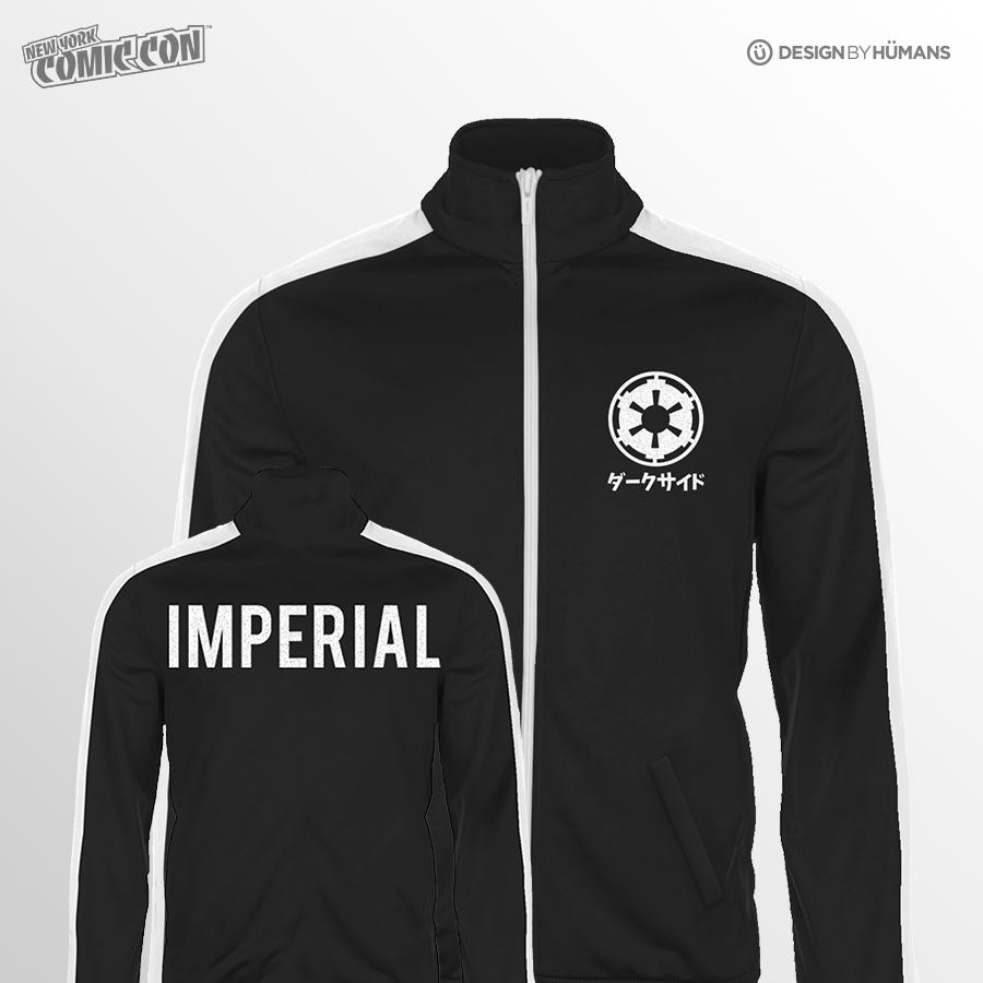 Imperial Jacket | Star Wars - Front/Back Print | Men's S - 2XL | $65
