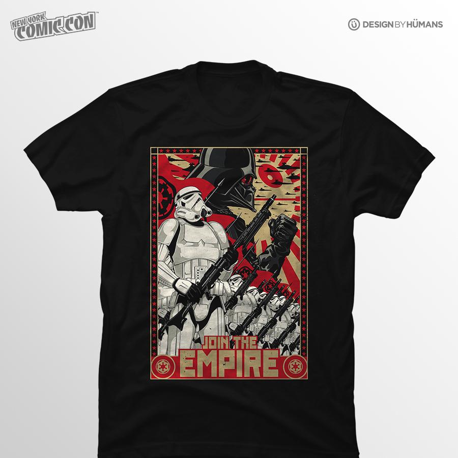 Empire Propaganda   Star Wars - Men's Tshirt   Men's S - 5XL   $27