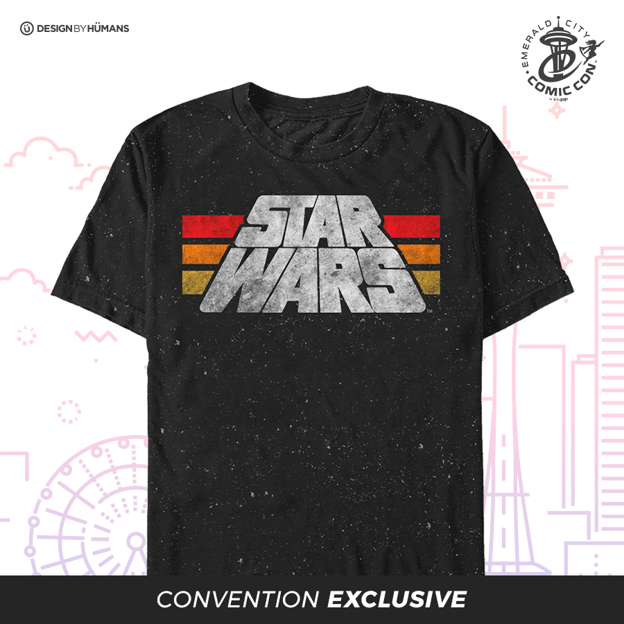 Star Wars Sunset - Men's Confetti Tee | Men's S - 3XL | $28