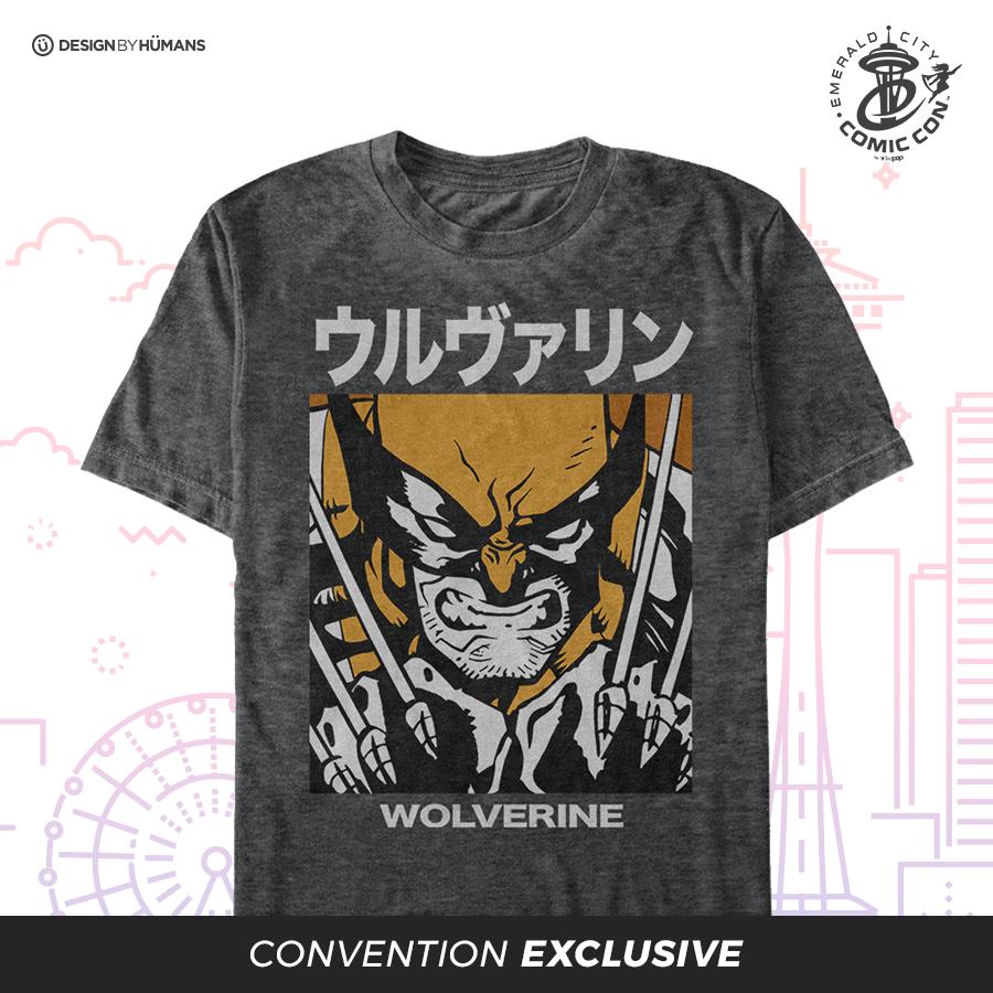 Wolverine Kanji - Men's Tee | Men's S - 2XL | $28