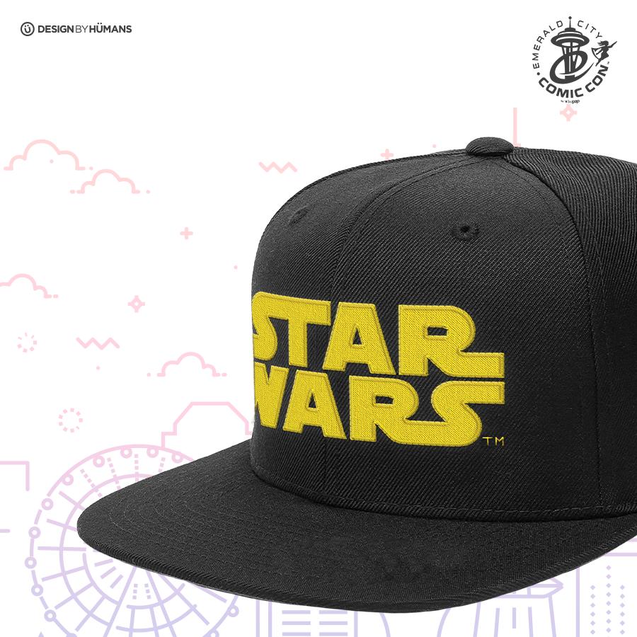 Star Wars Logo - Snapback | One Size | $38