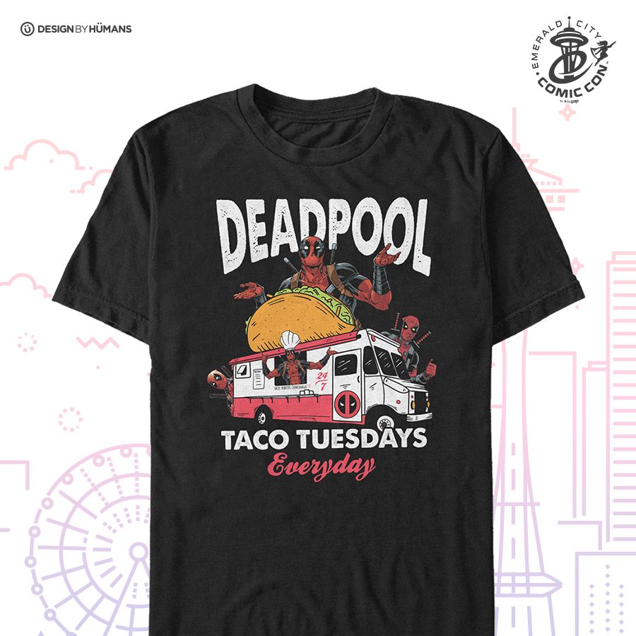 Taco Tuesday Everyday - Men's Tee | Men's S - 5XL | $28