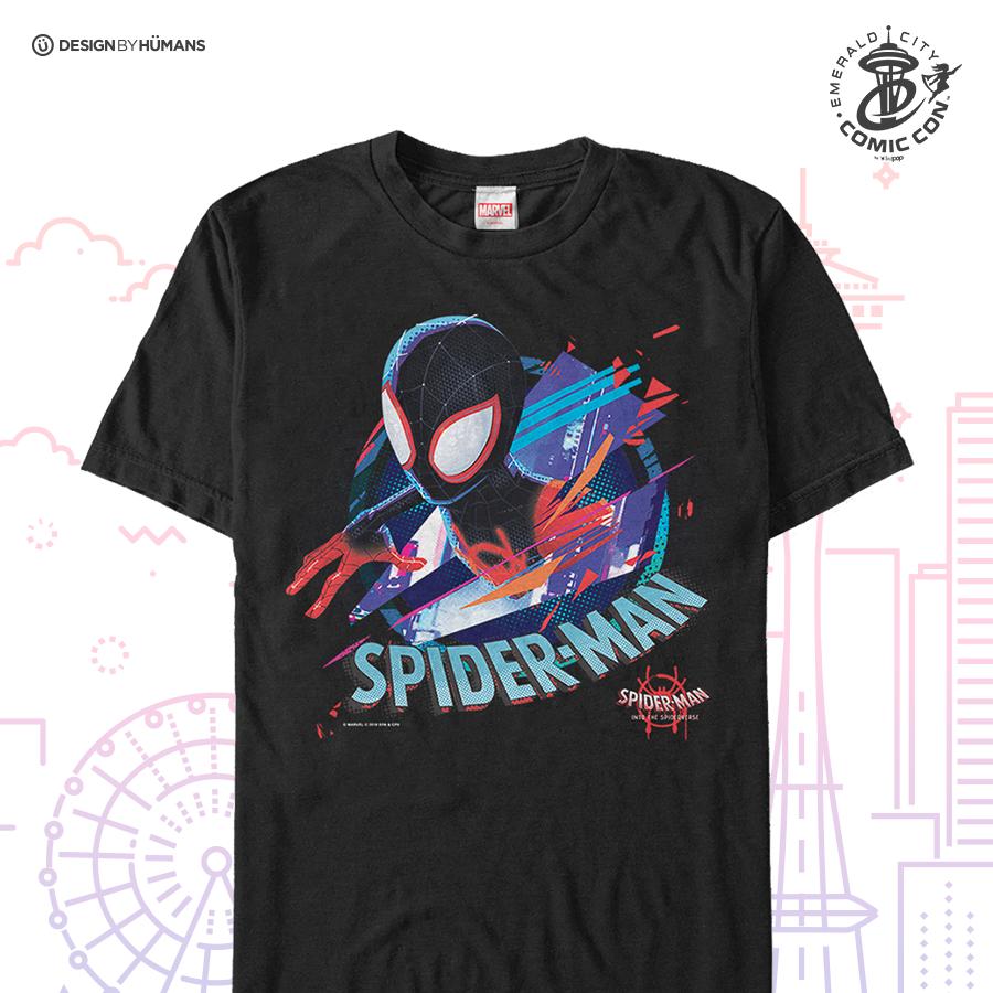 Spider-Verse Glitch - Men's Tee| Men's S - 5XL | $28