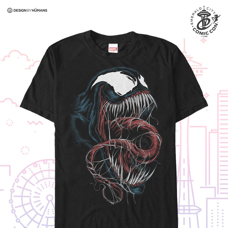 Venom Unhinged - Men's Tee | Men's S - 2XL | $28