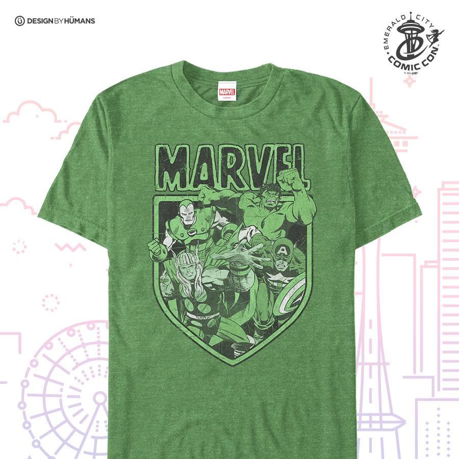Lucky Marvel - Men's Tee| Men's S - 3XL | $28