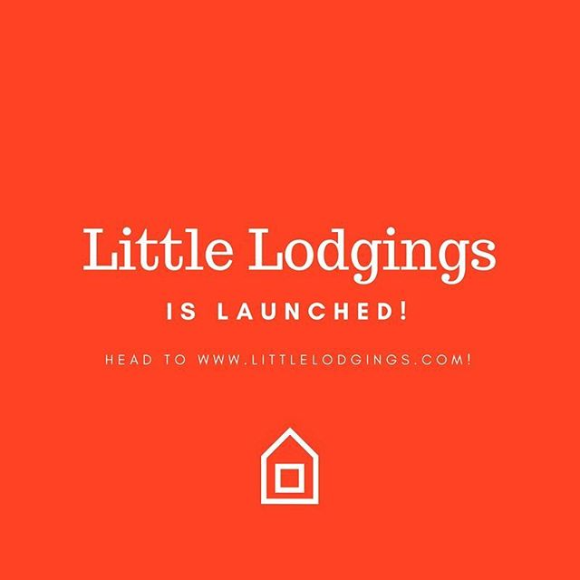 Your new destination for tiny house + travel inspiration is here! Head to our new website to see destinations from all over the world with 500 sq ft of less! . . . #tinyhouse #tinyhome #travel